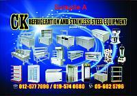 ck refrigeration and stainless steel equpment 1