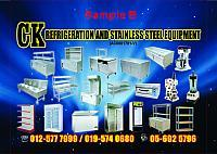 ck refrigeration and stainless steel equpment